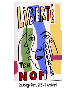 Paul Eluard Fernand Léger en dialogue / Liberté j'écris ton nom