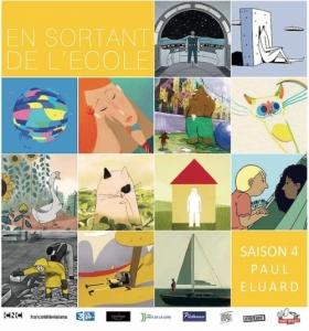 Paul Eluard, poèmes racontés en images à travers 13 courts métrages